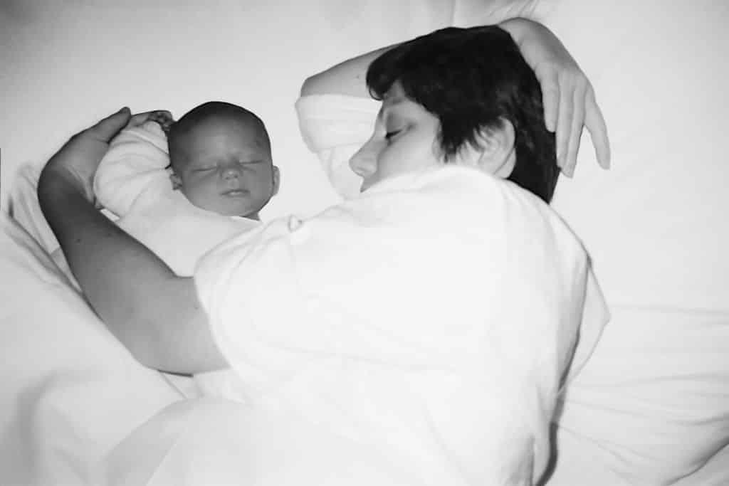 séance maternité nouveau né